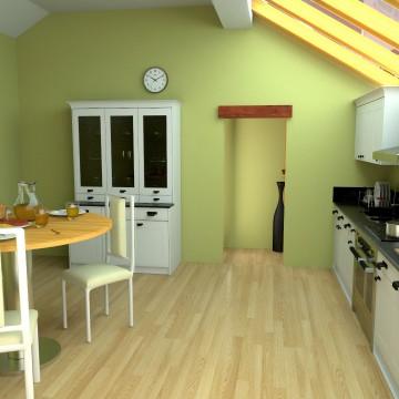 Modélisation et animation 3D d'une cuisine – Tutorial