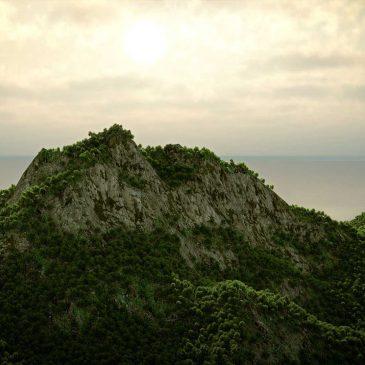 Modélisation et animation 3D d'une île et végétation luxuriante – Tutorial