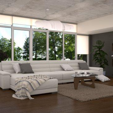 Modélisation et animation 3D d'un salon lounge – Tutorial