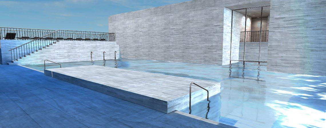 Modélisation et Visualisation Temps Réel Animation Architecture Immobilier 3D - ABzH Prod - Modélisation 3D photoréaliste - Infographiste 3D