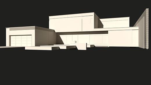Maison Moderne étape 5 - ABzH Prod