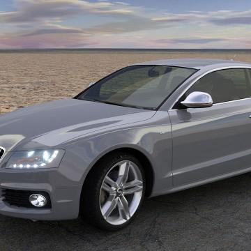 Modélisation et animation 3D Audi S5 – Rigging et Drifting – Tutorial