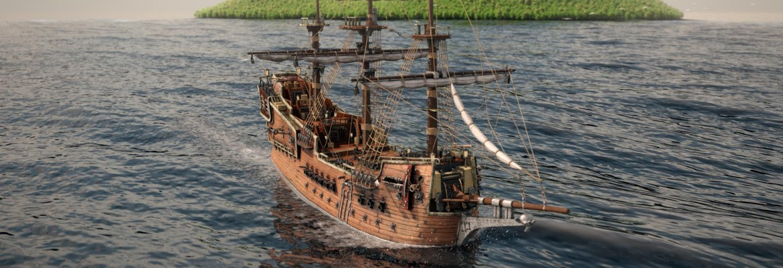 Bateau et Océan 3D – Suzannes Ship Revenge – Tutorial